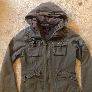 Jack by BB Dakota utility coat. Medium